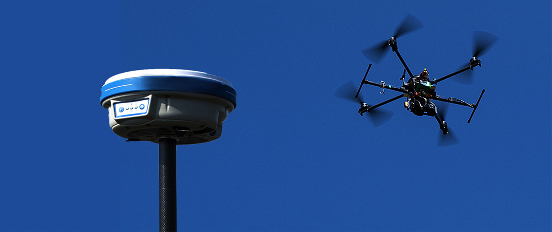 Vermessung per Drohne