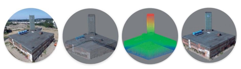 3D Gebäudemodelle
